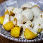 Patatas al cabrales 2